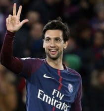 Javier Pastore  Football Player