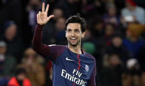 Javier Pastore  Argentine Football Player
