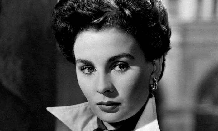 Jean Simmons American, British Actress and Singer