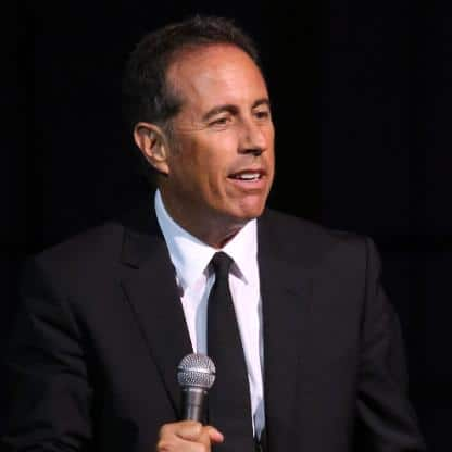 Jerry Seinfeld American Actor, Comedian, Director, Producer, Writer