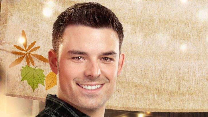 Jesse Hutch Canadian Film and TV Actor