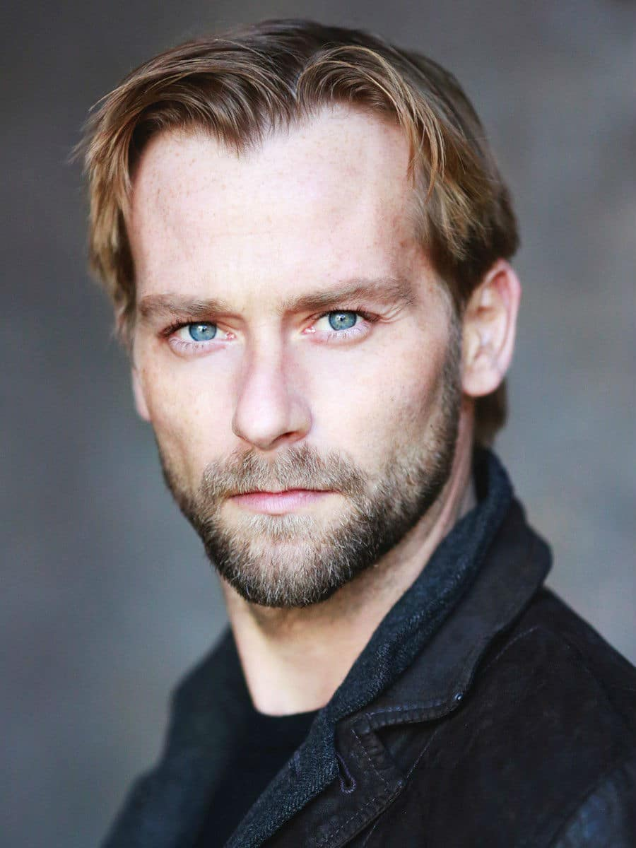Joe Anderson British Actor, singer