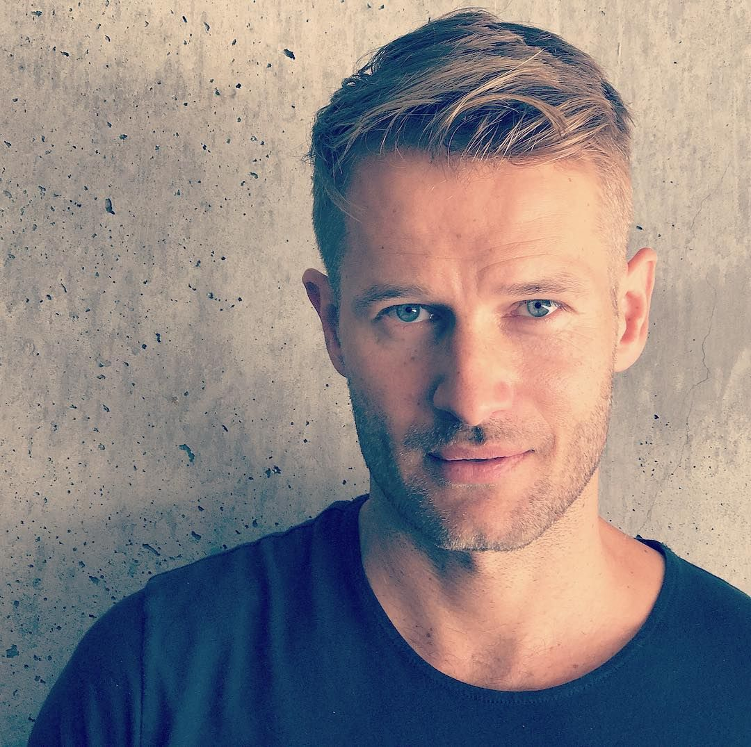 Johann Urb Estonian, American Actor, Film Producer and Former Model