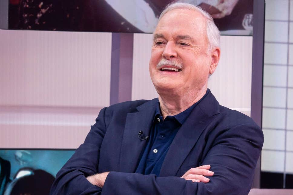 John Cleese British Actor, Comedian, Producer, Screenwriter, Voice Actor