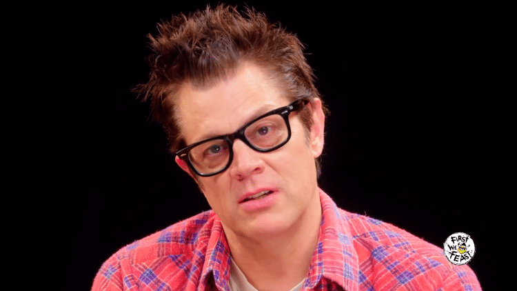 Johnny Knoxville bo