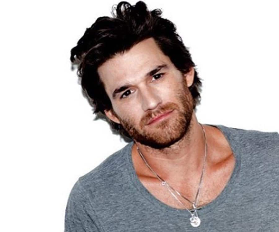Johnny Whitworth American Actor