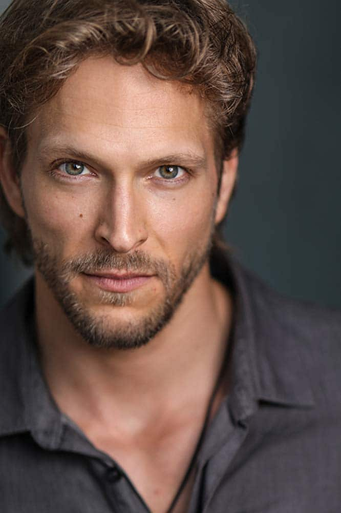 Jon Cor Canadian Actor