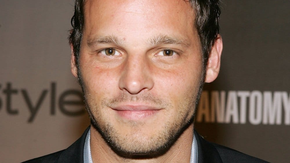 Justin Chambers American, German Actor and Former Model