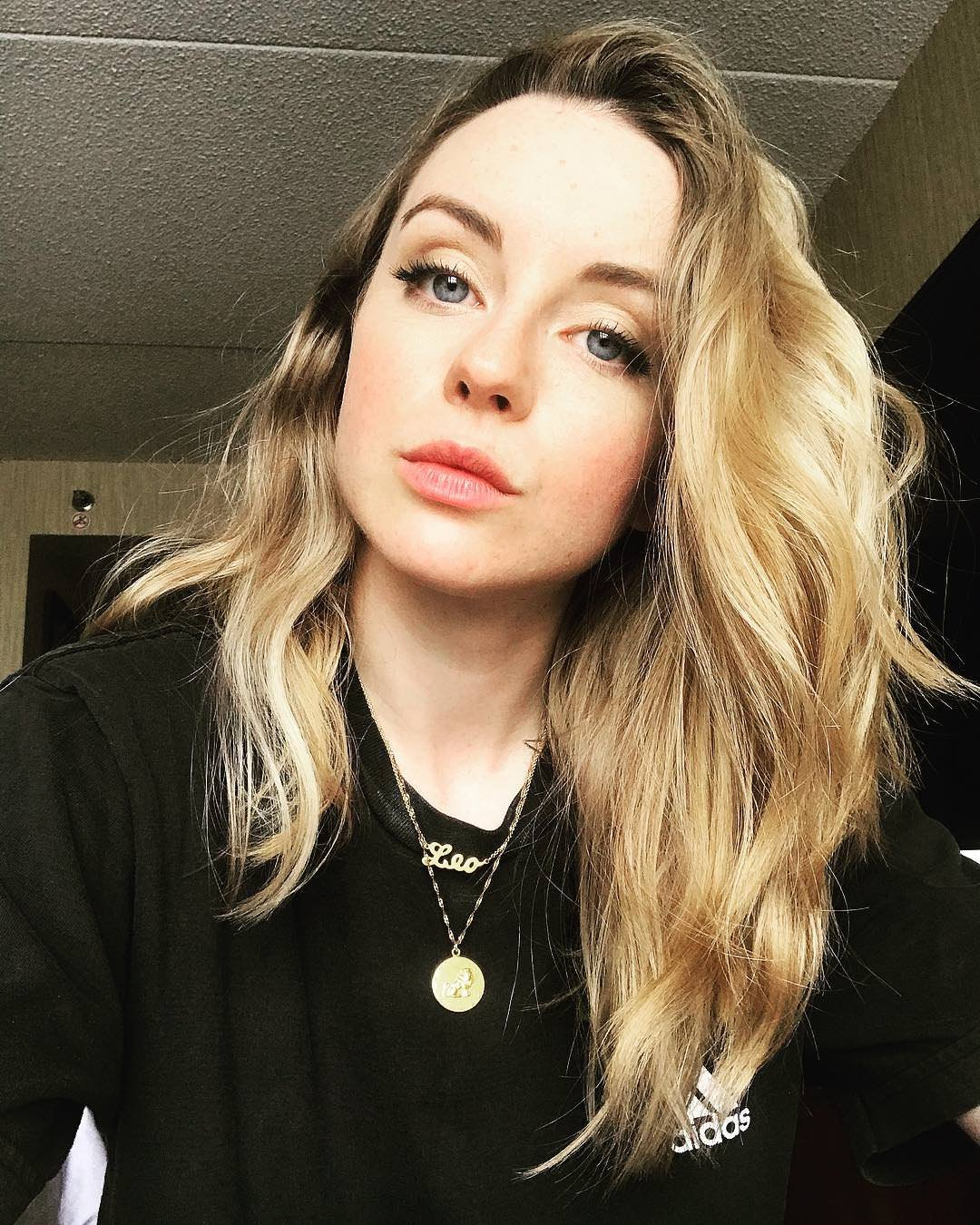 Kacey Rohl Canadian Actress
