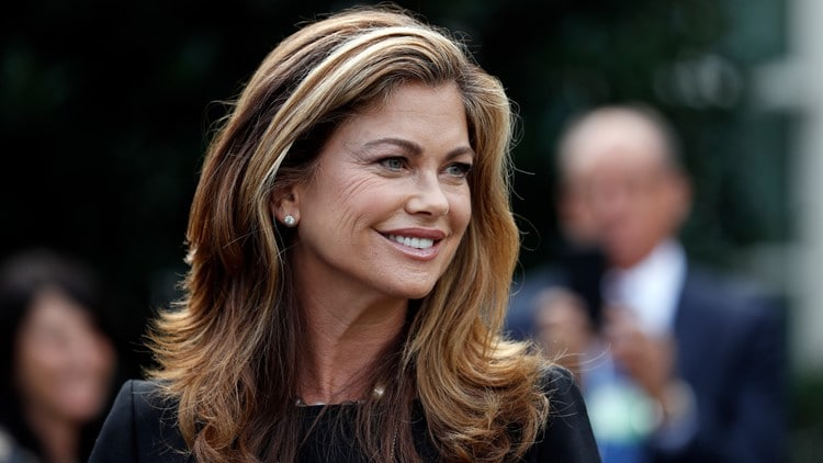 Kathy Ireland American Mode, Actress, Turned Author and Entrepreneur