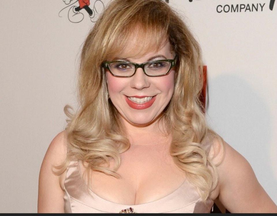 Kirsten Vangsness American Actress and Writer