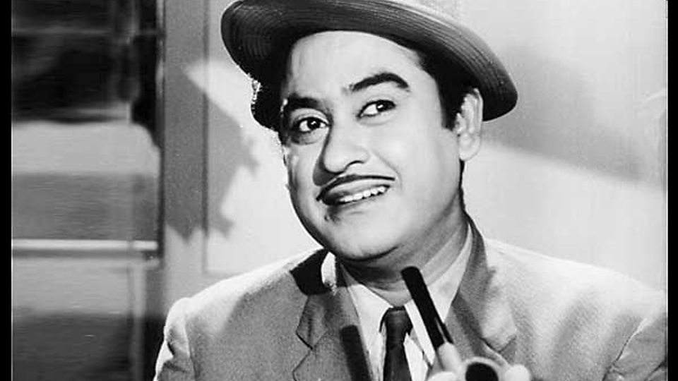Kishore Kumar Indian Playback Singer, Actor, Music Director, Lyricist, Writer, Director, Producer and Screenwriter