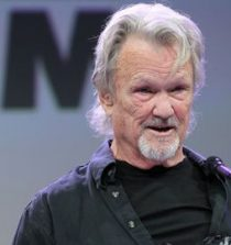 Kris Kristofferson Singer, Songwriter and Actor