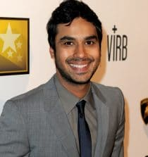 Kunal Nayyar Actor