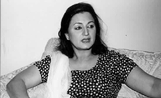 Laila Zuberi Pakistani Actress