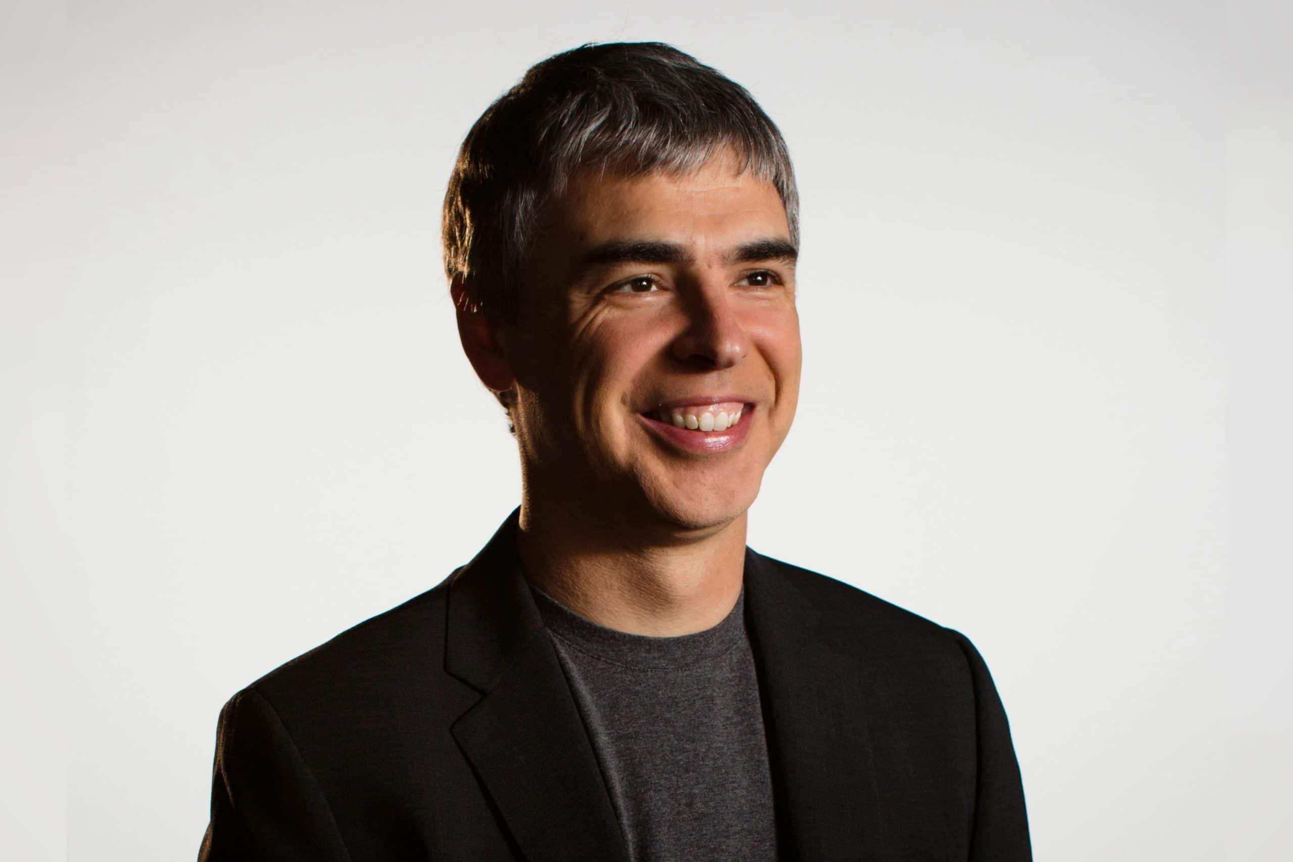 Larry Page Eye