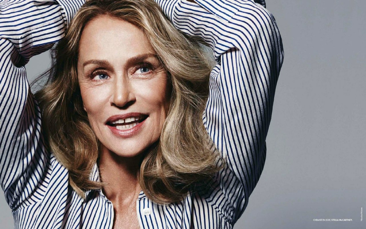 Lauren Hutton American Model and Actress