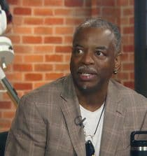 LeVar Burton Actor, Presenter, Director, Author