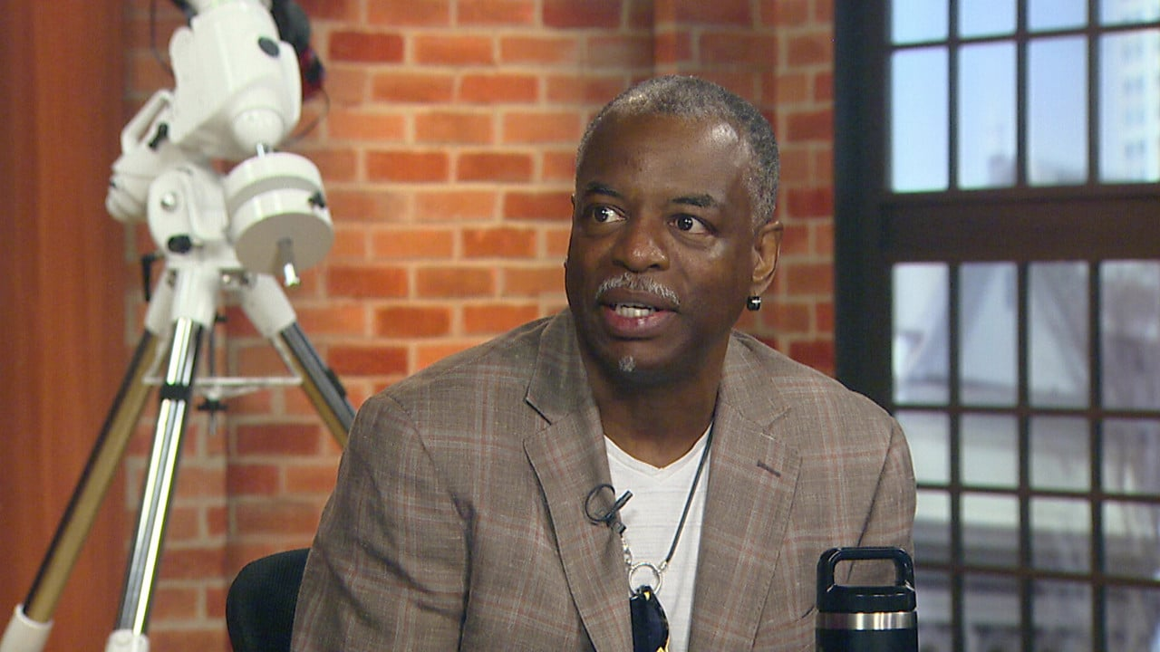 LeVar Burton American Actor, Presenter, Director, Author