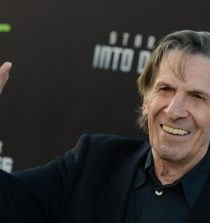 Leonard Nimoy Actor, Film Director, Photographer, Author, Singer and Songwriter