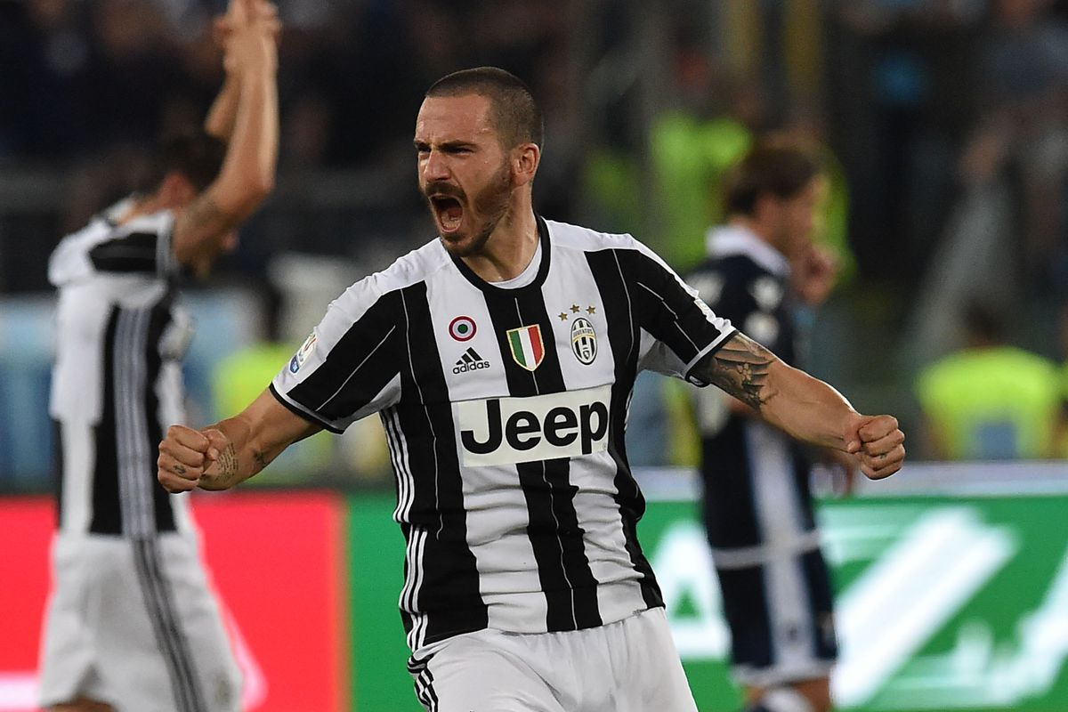 Leonardo Bonucci Italian Football Player