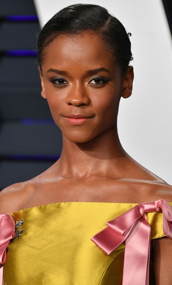 Letitia Wright British, Guyanese Actress
