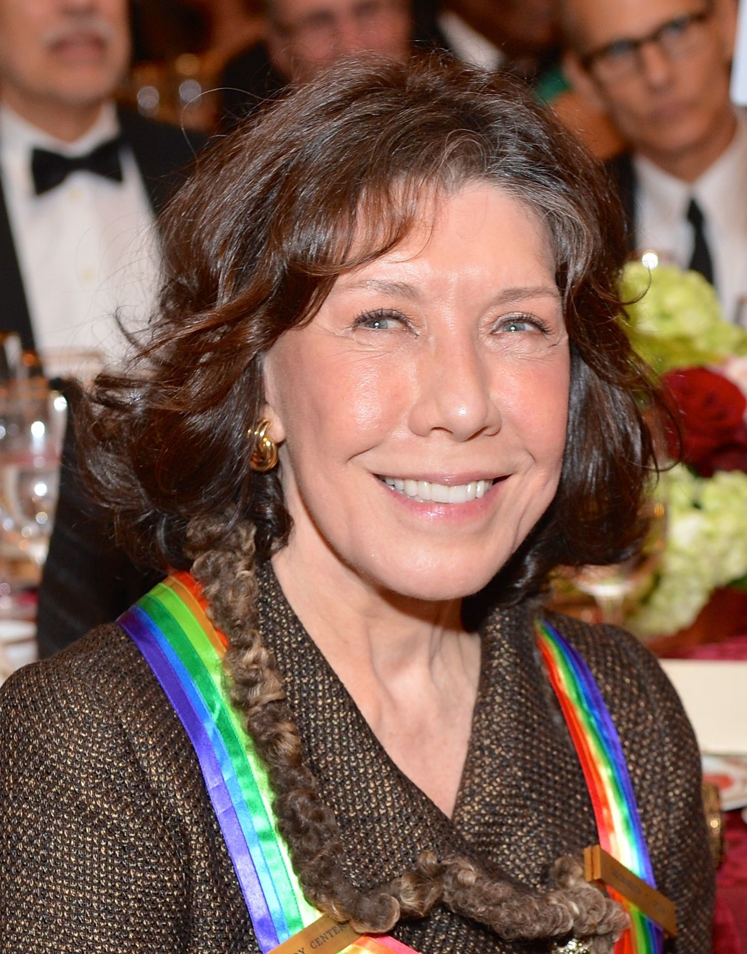 Lily Tomlin American Actress, Comedian, Writer, Singer, Producer