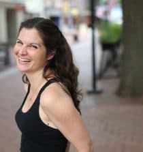 Lisa Jakub Actress, Writer, Yoga Teacher