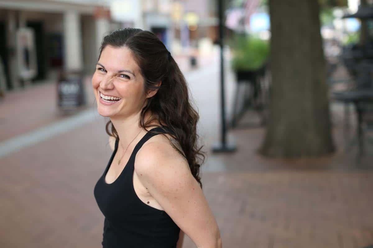 Lisa Jakub Canadian Actress, Writer, Yoga Teacher
