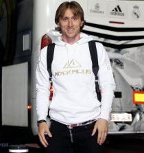 Luka Modric Professional Footballer