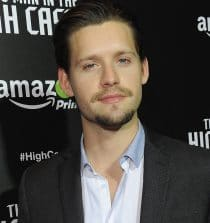 Luke Kleintank Actor