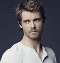 Luke Mitchell Actor and Model