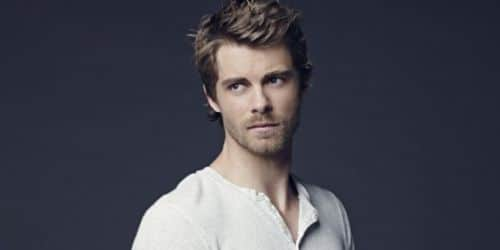 Luke Mitchell Australian Actor and Model
