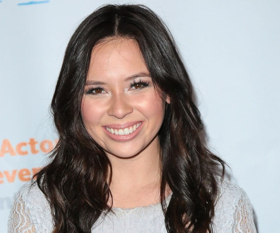 Malese Jow American Actress and Singer
