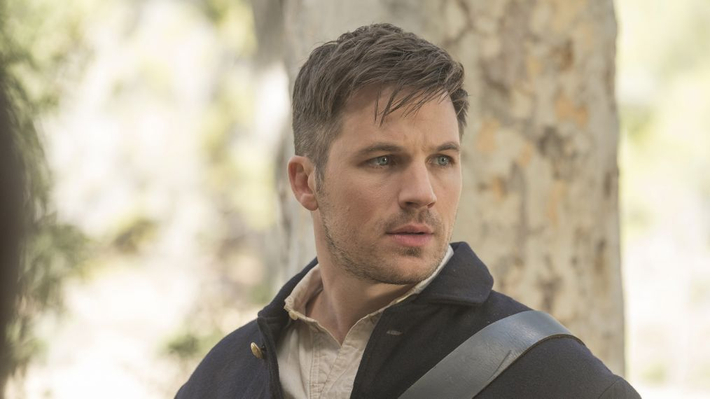 Matt Lanter American Actor and Model