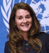 Melinda Gates Philanthropist and a Former General Manager at Microsoft