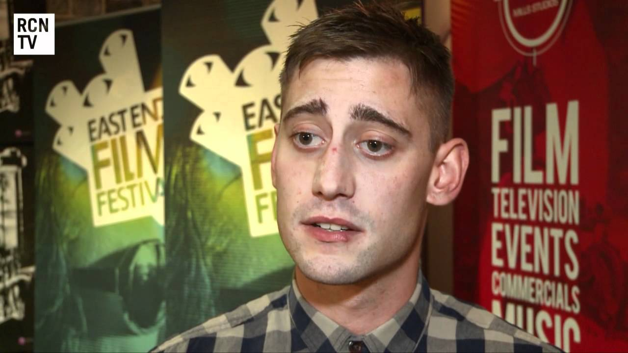 Michael Socha Hair