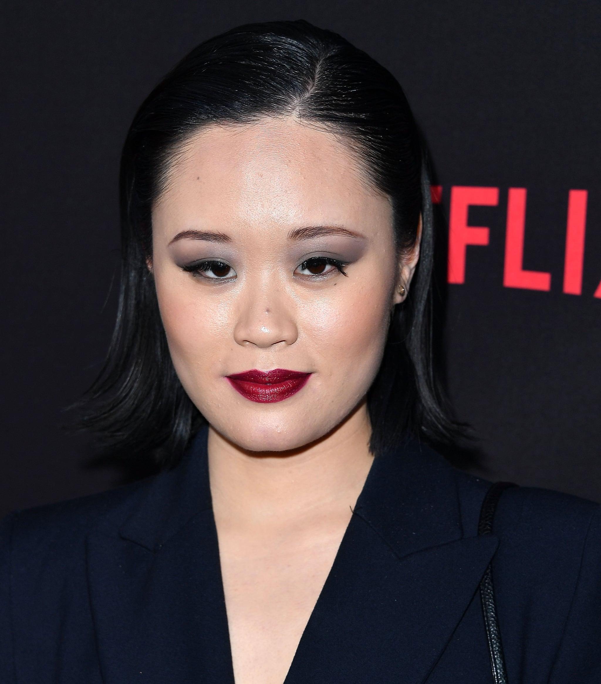 Michele Selene Ang American, New Zealander  Actress