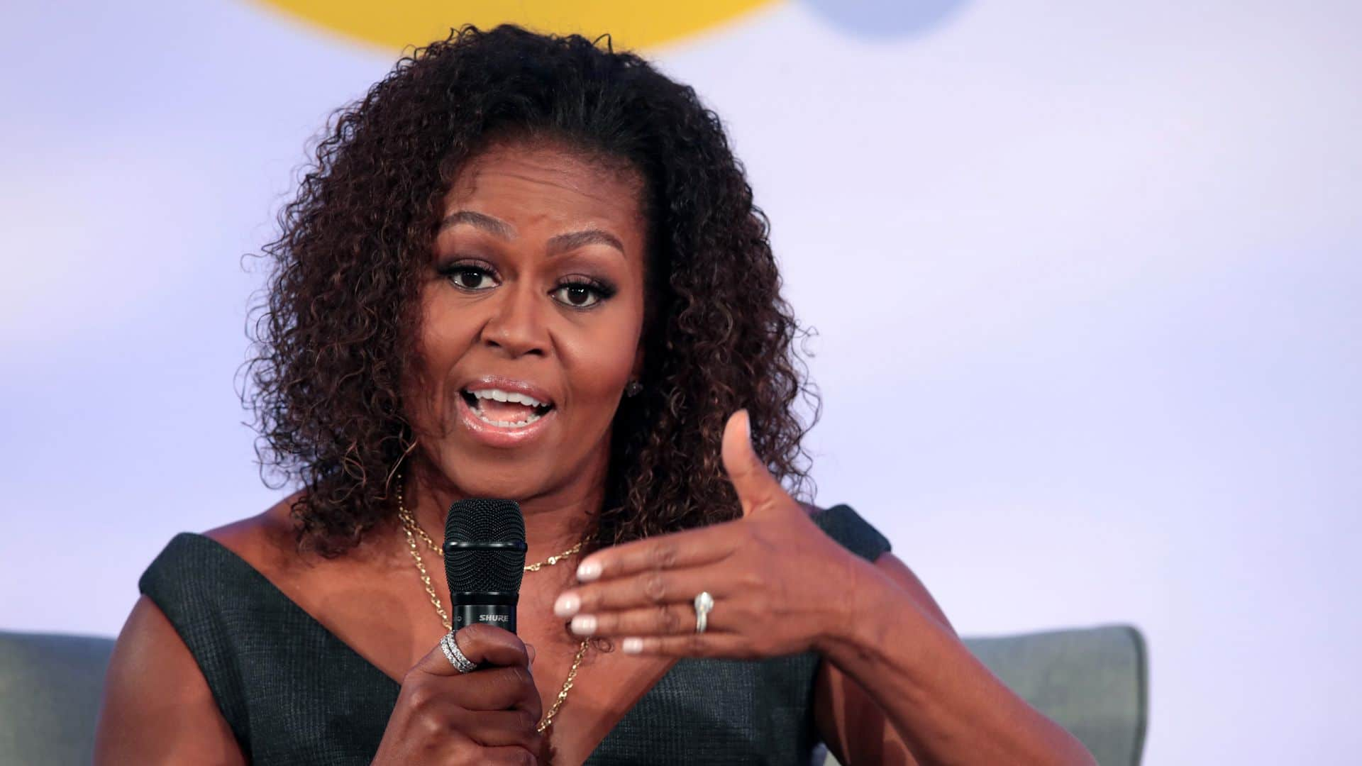 Michelle Obama American American, Lawyer, University Administrator, Writer