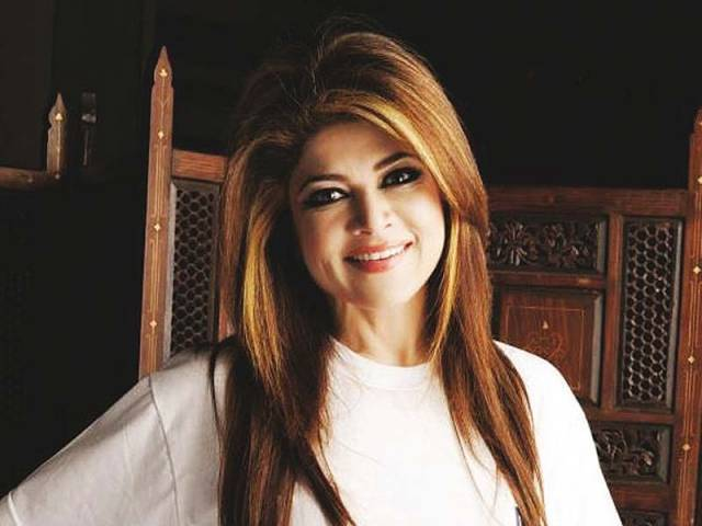 Mishi Khan Pakistani Actress, Host