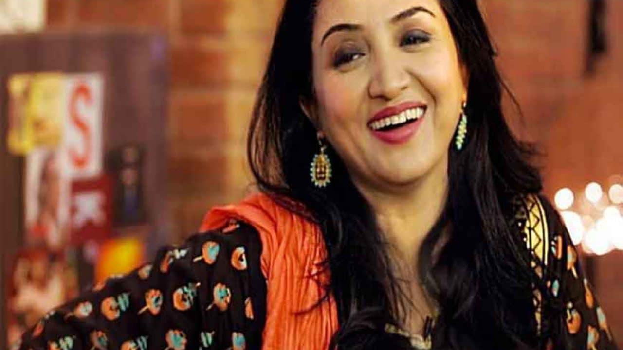 Nadia Afgan Pakistani Actress, Comedian