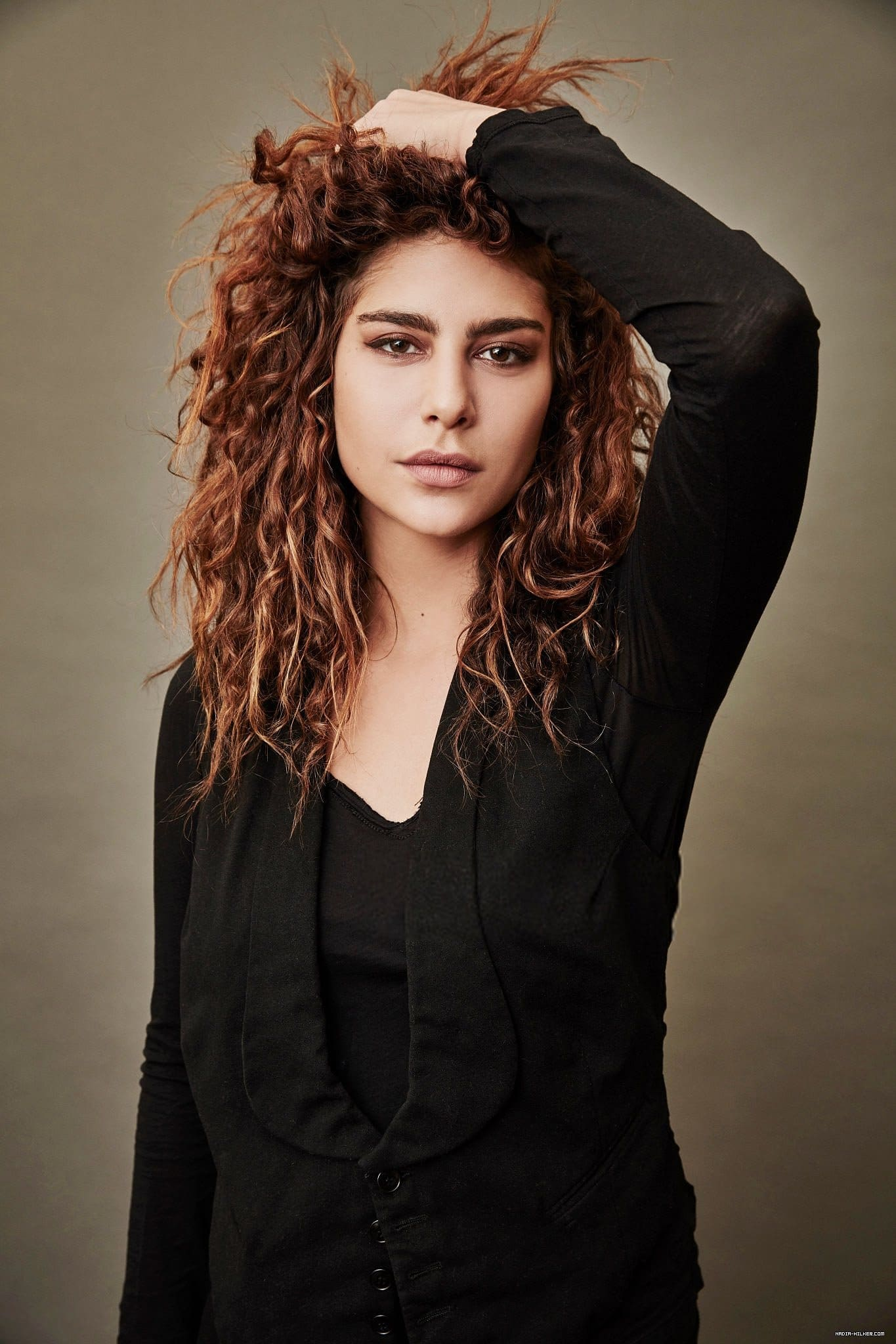 Nadia Hilker German Actress, Model