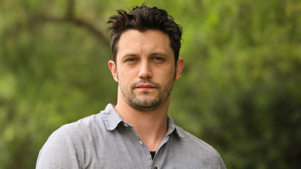 Nathan Parsons American, Australian Actor