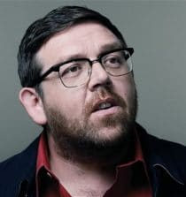 Nick Frost Actor, Comedian, Screenwriter, Producer, Author