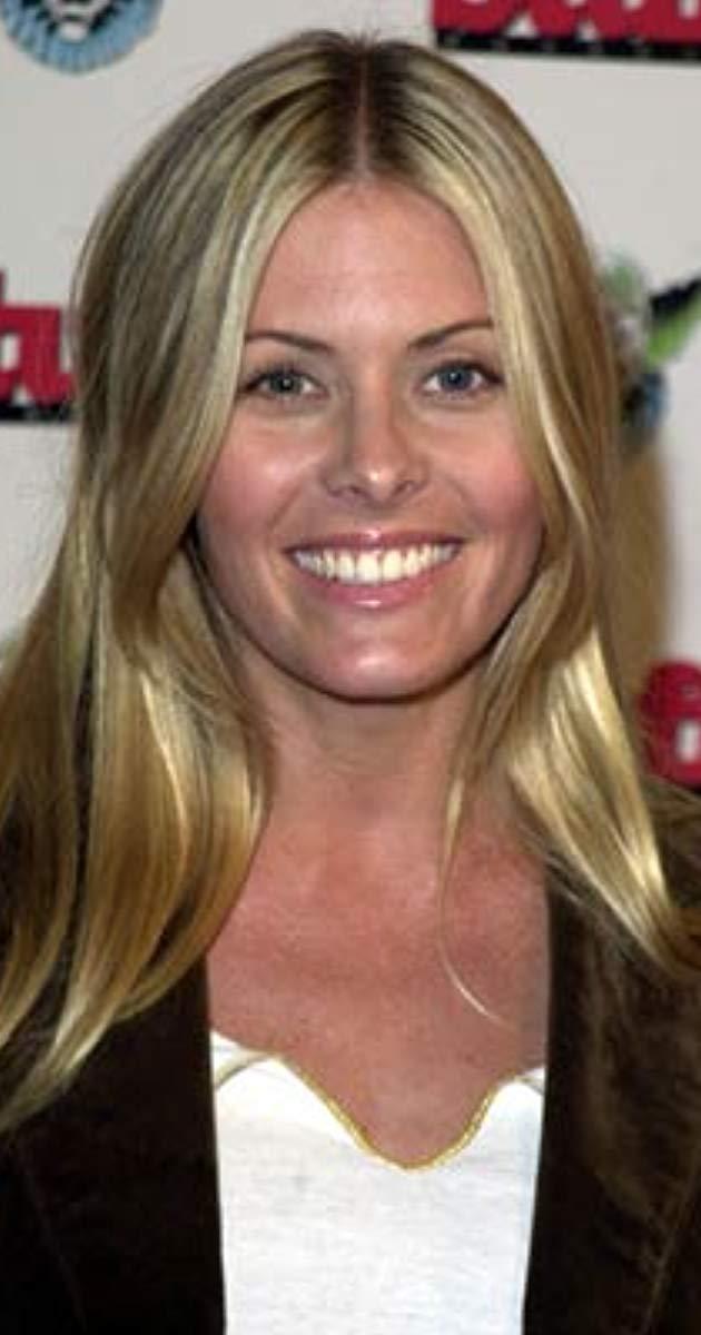 Nicole Eggert American Actress
