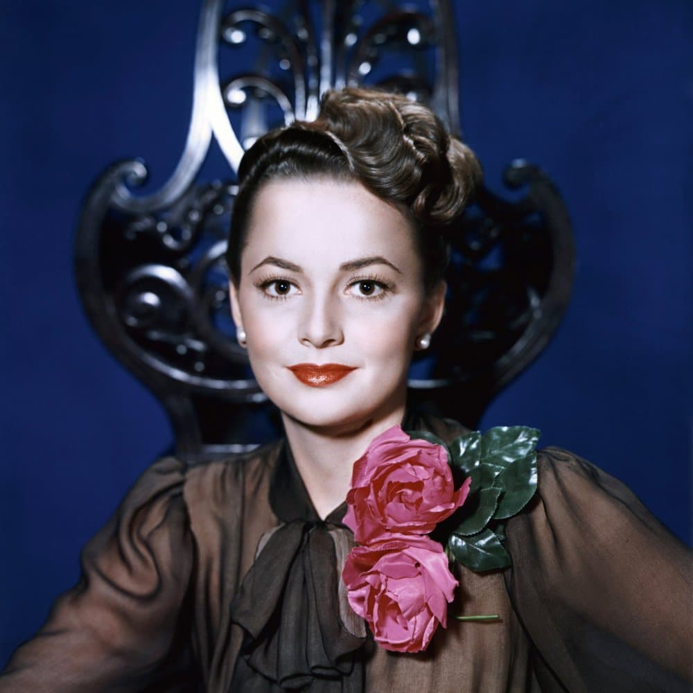 Olivia de Havilland United Kingdom; United States; France Actress