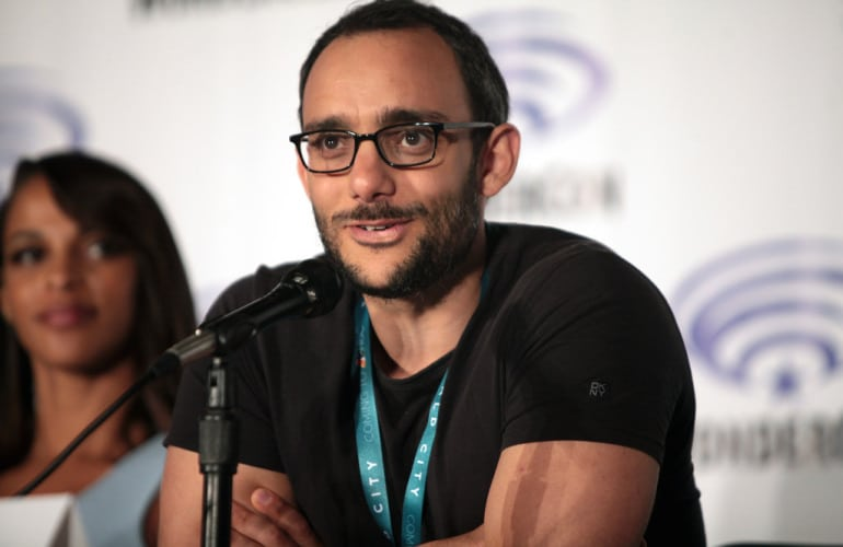Omid Abtahi Iranian, American Actor