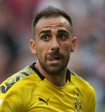 Paco Alcácer Football Player