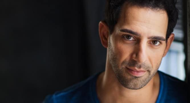 Patrick Sabongui Canadian Actor, Stunt Performer, Theater Actor and Drama Teacher