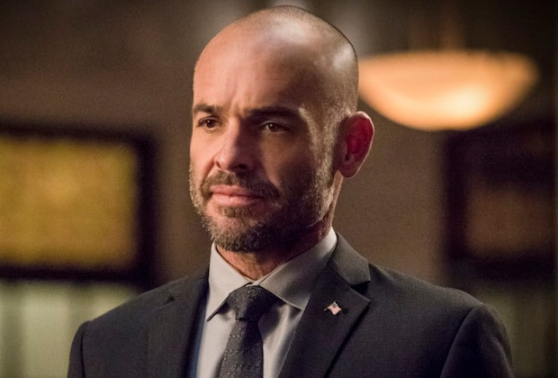 Paul Blackthorne British Actor